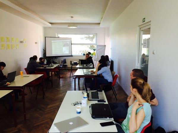 ChallengeMe Cluj testathon toti participantii
