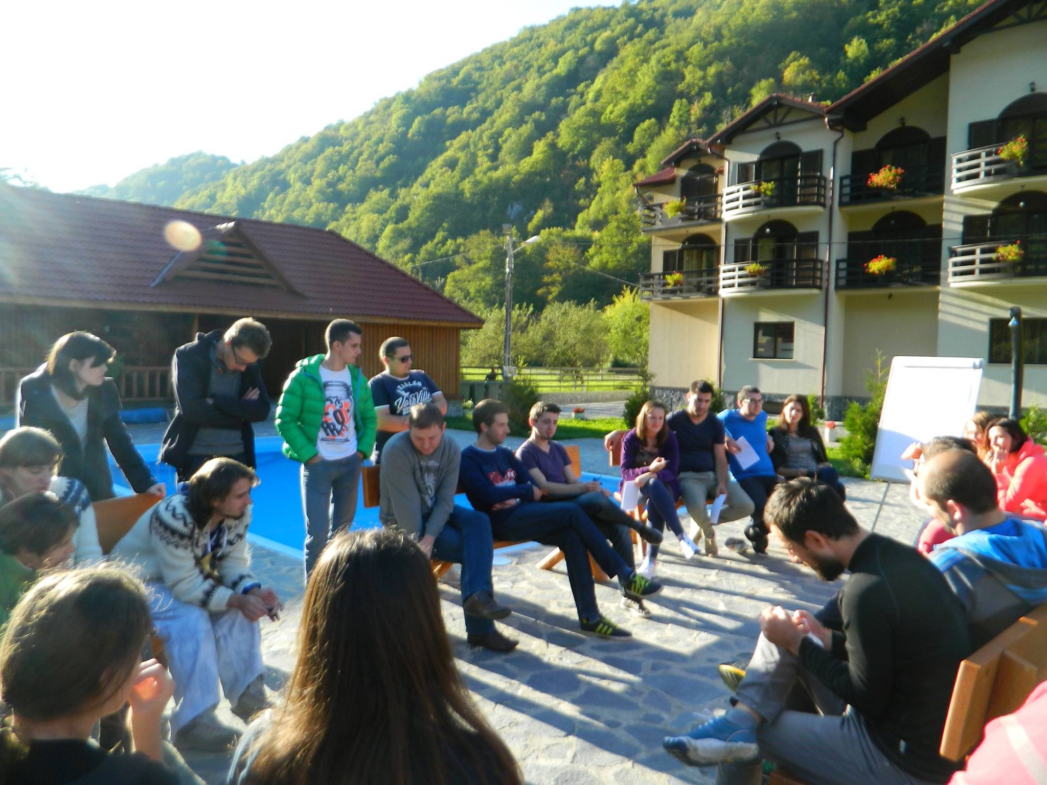 Autumn Camp 2014