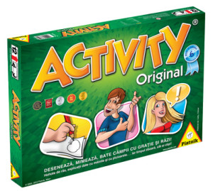 Activity Game - Box